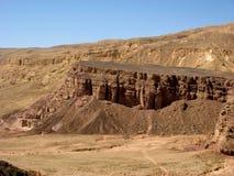 Arava desert Royalty Free Stock Images