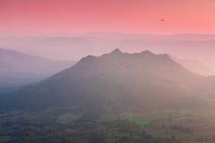 Aravalli Mountains, Udaipur Royalty Free Stock Image