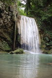 Arawan water fall national park Royalty Free Stock Photography