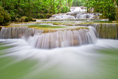 Arawan Waterfall Stock Photo
