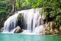 Arawan Waterfall Stock Images