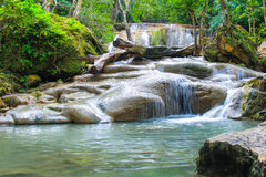 Arawanwaterfall Royalty Free Stock Image