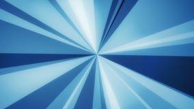 Arba голубое 4k 60fps одушевило клин жестикулирует петлю видео предпосылки акции видеоматериалы