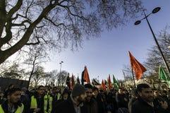Arbaeen 2013 London Stock Photos