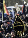 Arbaeen 2013 London Royalty Free Stock Photography