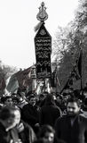 Arbaeen 2013 London Stock Photography