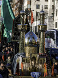 Arbaeen 2013 London Royalty Free Stock Image