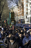 Arbaeen 2013 London Royalty Free Stock Photo