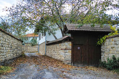 Arbanasi village. Village in Autumn, Arbanasi in BULGARIA Royalty Free Stock Photography
