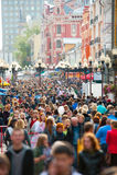 Arbat Straße Lizenzfreies Stockfoto