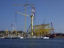 arbatax δομή της Σαρδηνίας λιμέν&omega Στοκ φωτογραφία με δικαίωμα ελεύθερης χρήσης
