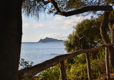 Arbatax, Sardinia, Italy Royalty Free Stock Photography