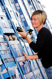 Arbeider Stock Foto's