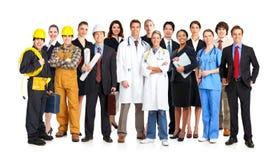 Arbeiders Royalty-vrije Stock Foto's
