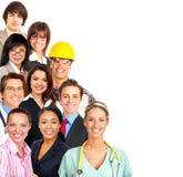 Arbeiders Stock Foto's