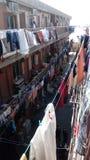 Arbeidskamp in Doubai Stock Fotografie
