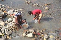 Arbeit in India-2 Lizenzfreie Stockfotos