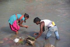 Arbeit in India-3 Stockfotografie