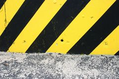 Arbeiten über Straße Stockfotografie
