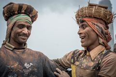 Arbeitender bester Freund Bangladesch stockfotografie