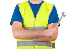Arbeiter. Lizenzfreie Stockbilder