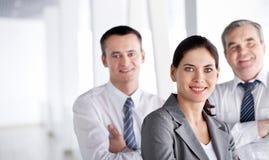 Arbeitgeber Lizenzfreies Stockfoto