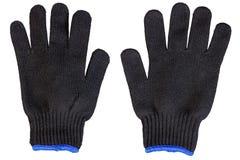 Arbeits-Handschuhe Stockfoto
