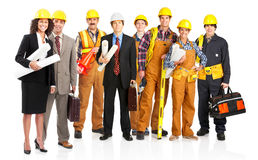 Arbeitskräfte Stockfotos
