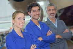 Arbeitskräfte, die eine Pause haben lizenzfreies stockbild