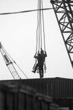 Arbeitskräfte im Dienst Lizenzfreie Stockfotografie