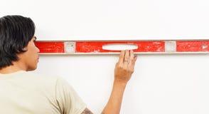 Arbeitskraft-Aufstellung-Stufe Stockbilder