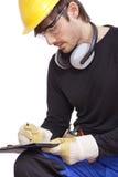 Arbeitskraft, die Begriff bildet lizenzfreie stockfotos