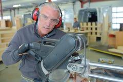 Arbeitskraft einer Fabrik lizenzfreies stockfoto