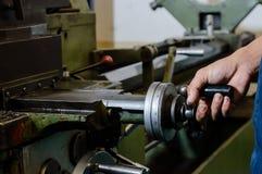 Arbeitskraft-Hände Lizenzfreie Stockbilder