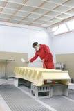 Arbeitskraft-Maler Lizenzfreie Stockbilder