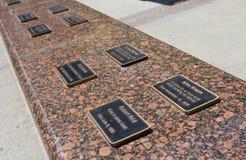 100 Arbeitskraft-Monument Stockfotografie