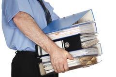 Arbeitskraft trägt Lizenzfreies Stockbild