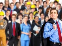 Arbeitskraftleute lizenzfreies stockfoto