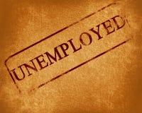 Arbeitslose Stockbild