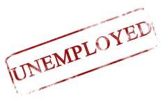 Arbeitslose stock abbildung