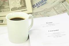 Arbeitslosigkeit. Lizenzfreie Stockfotos