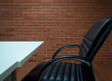 Arbeitsplatzbürohintergrund Lizenzfreie Stockfotos