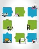 Arbeitsprozess Lizenzfreies Stockfoto