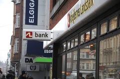 ARBEJDENERS LANDBANK Stock Image