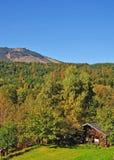 arber βαυαρικό δασικό μεγάλο βουνό της Γερμανίας Στοκ φωτογραφία με δικαίωμα ελεύθερης χρήσης