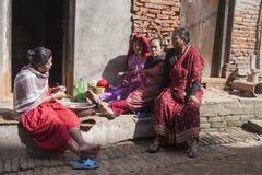 Arbeta för kvinnor Royaltyfri Fotografi