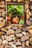 Arbeta i trädgården idéer arkivbilder