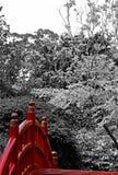 arbeta i trädgården japan Royaltyfria Bilder