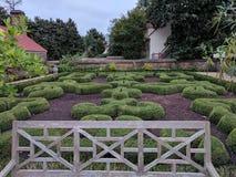Arbeta i trädgården mt vernon Royaltyfria Bilder