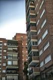 Arbetar- grannskap Royaltyfri Fotografi